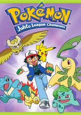 Pokémon Johto League Champions
