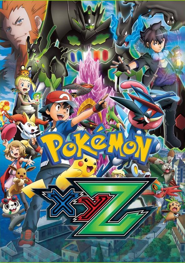 Pokémon XYZ poster