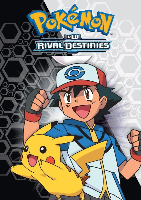 Pokémon Black & White: Rival Destinies poster