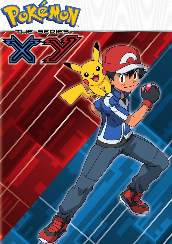 Pokémon XY poster