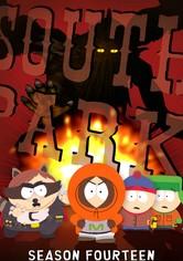 South Park Kausi 14