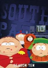 South Park Kausi 10