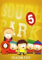 South Park Kausi 5