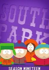 South Park Kausi 19