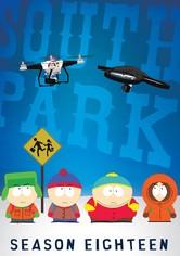 South Park Kausi 18