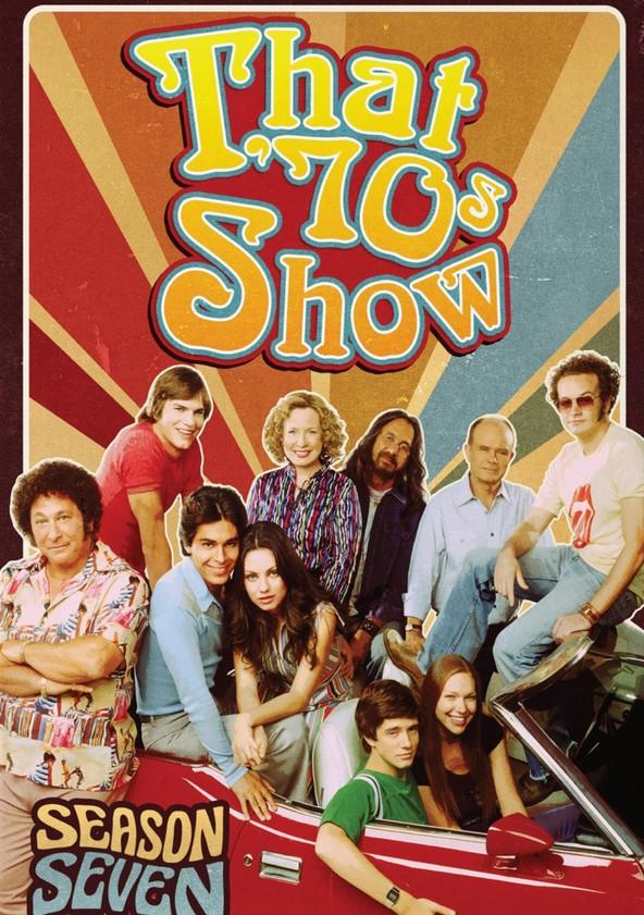 That '70s Show Season 7 poster