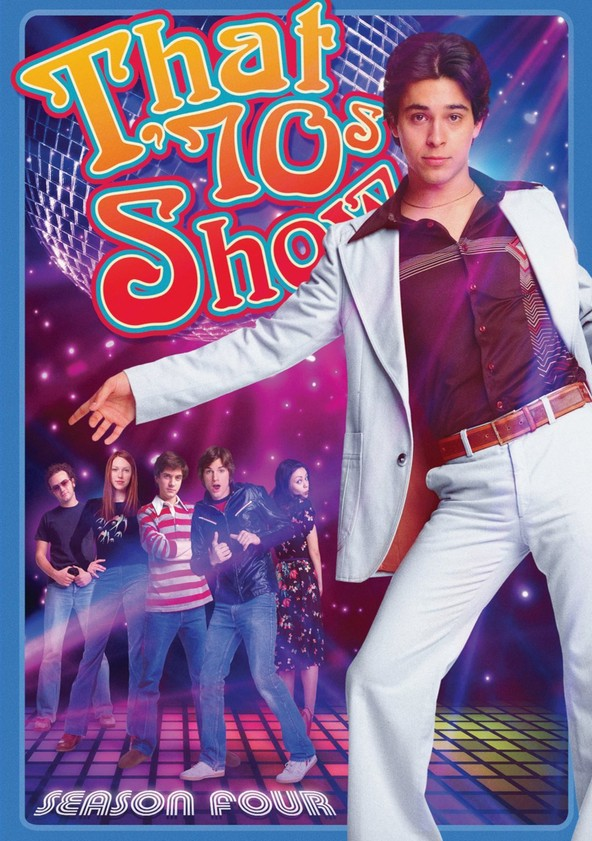 That '70s Show Season 4 poster