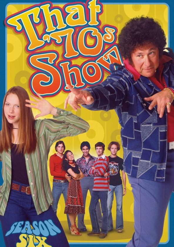 That '70s Show Season 6 poster