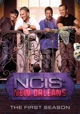 Navy CIS: New Orleans Staffel 1