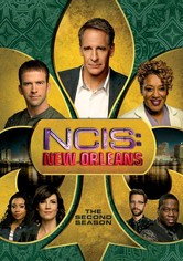 Navy CIS: New Orleans Staffel 2
