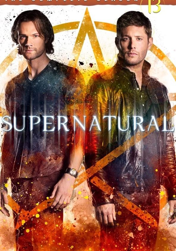 Supernatural Season 13 poster