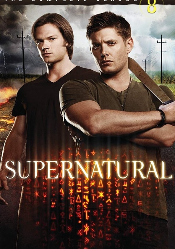 Supernatural Season 8 poster