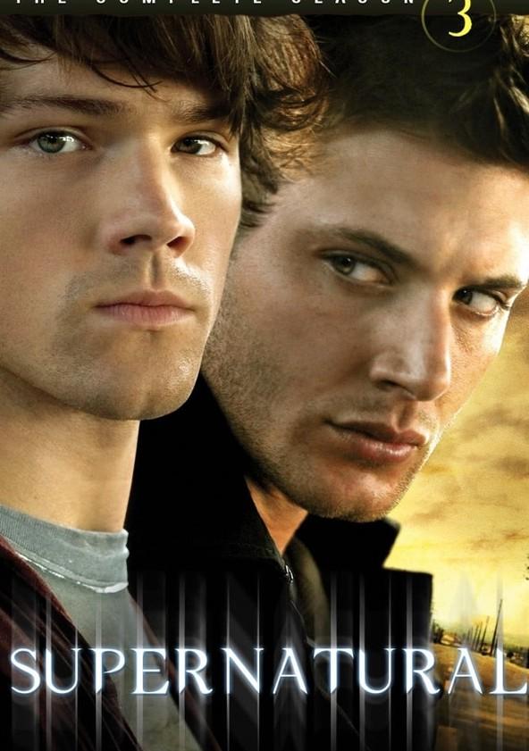 Supernatural Season 3 poster
