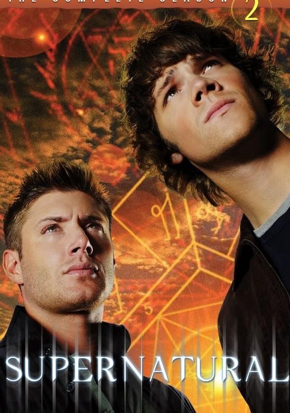 Sobrenatural Temporada 2 poster