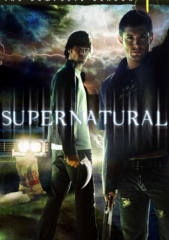 Supernatural Season 1 poster