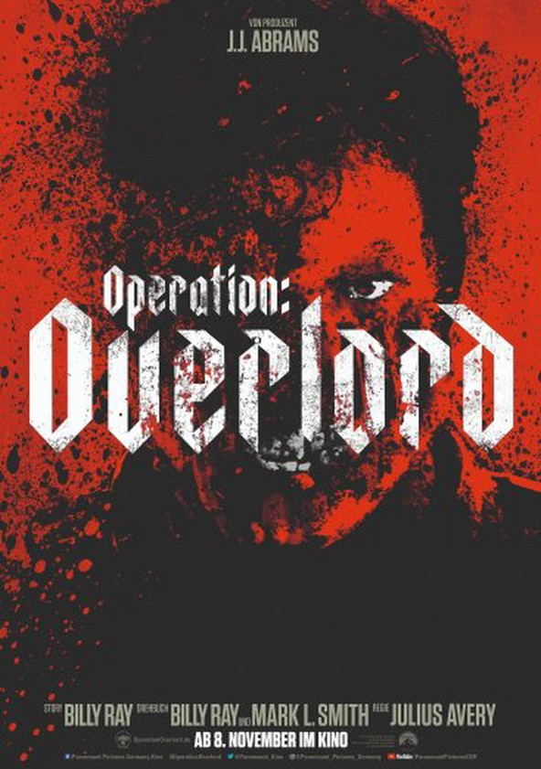 Operation: Overlord poster