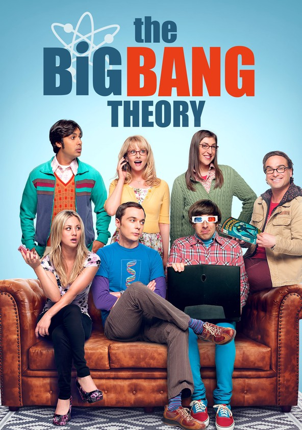 The Big Bang Theory Season 12 poster
