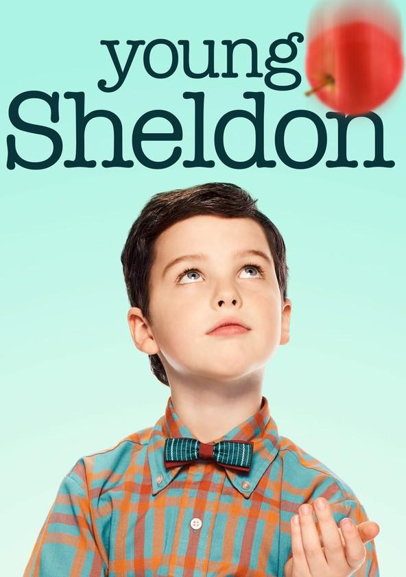Young Sheldon Staffel 2 poster