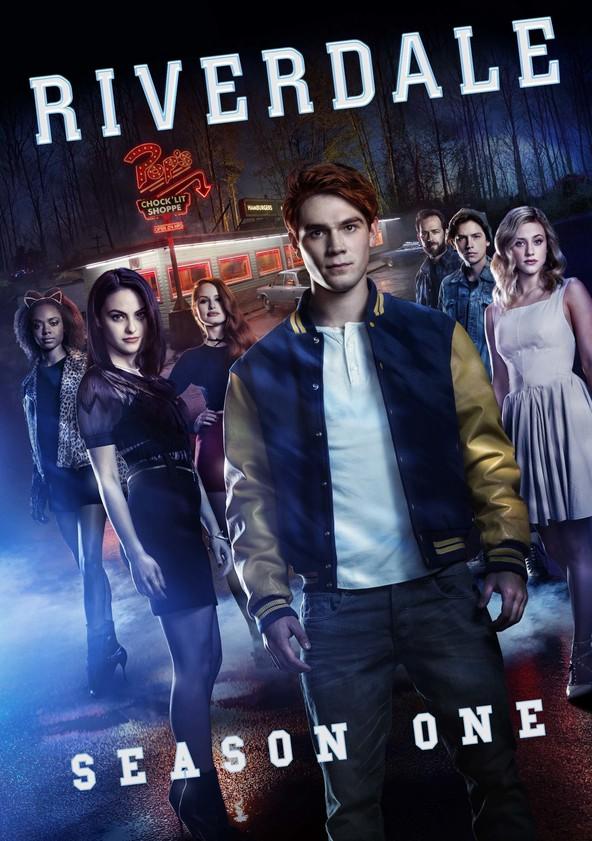 Riverdale 1.ª Temporada poster