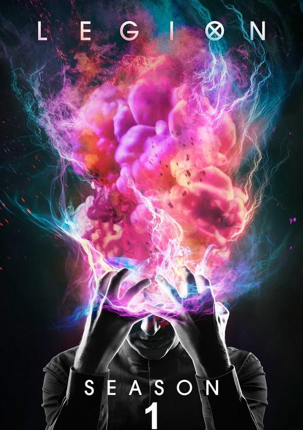 Legión Temporada 1 poster