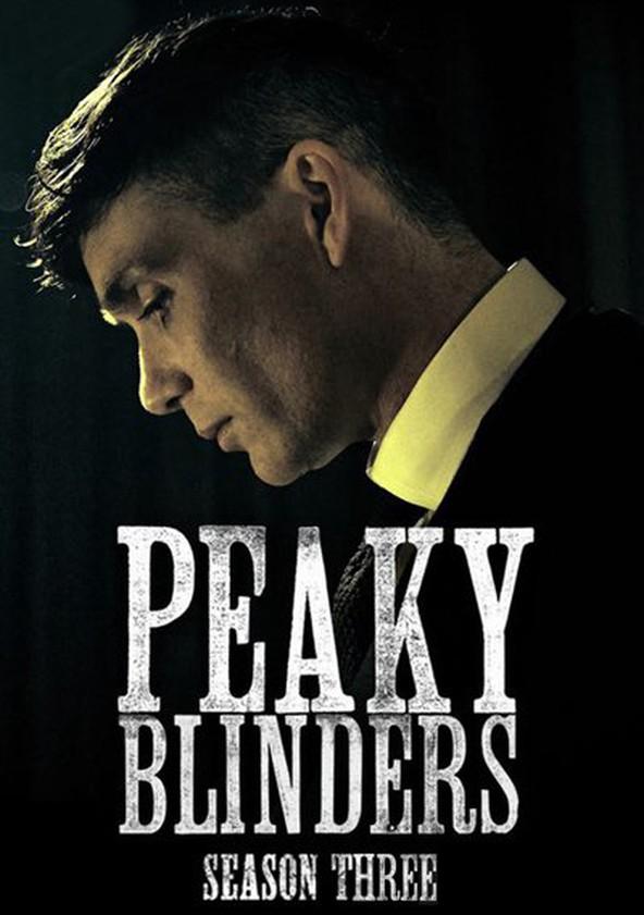 Peaky Blinders Series 3 poster