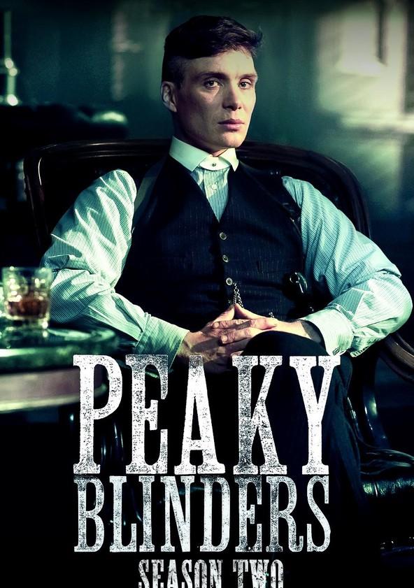 Peaky Blinders Series 2 poster