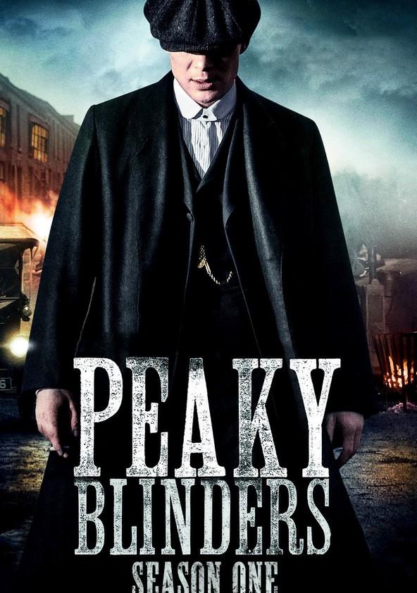 Peaky Blinders Series 1 poster