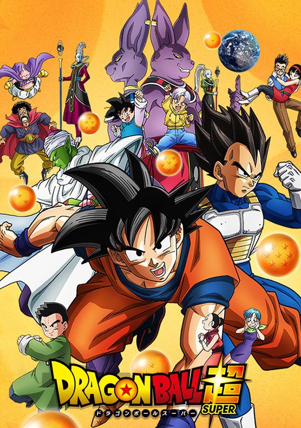 Dragon Ball Super Streaming Tv Series Online
