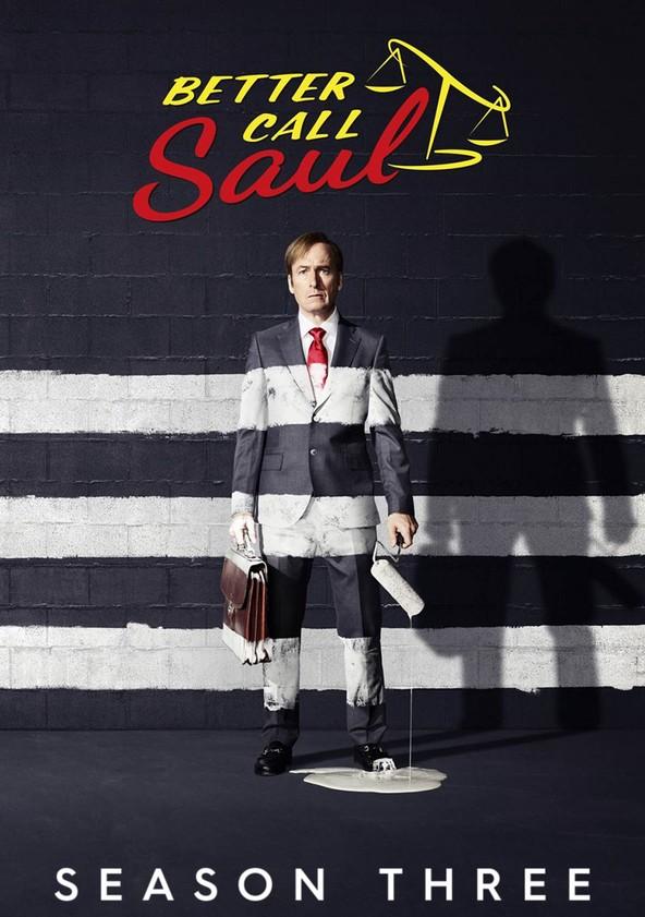Better Call Saul: Season 3 movie poster