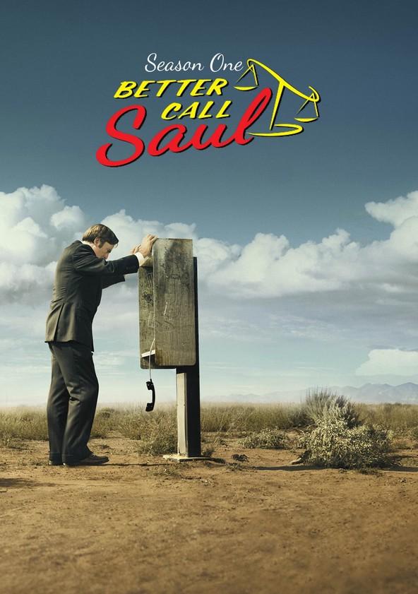 Better Call Saul Season 1 poster