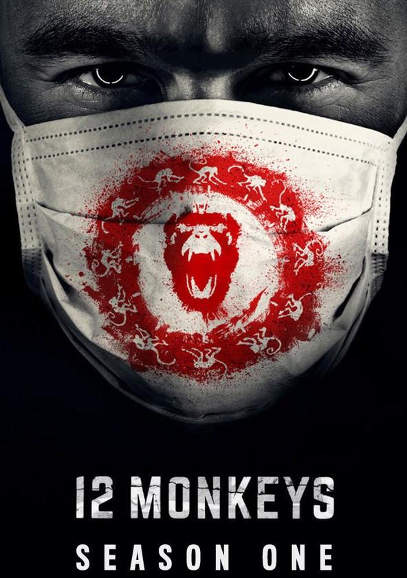 12 Monkeys Season 1 poster