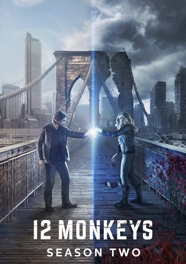 12 Monkeys Season 2 poster