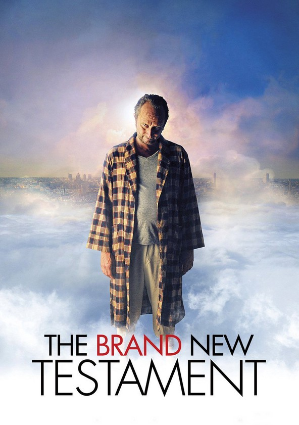 The Brand New Testament poster