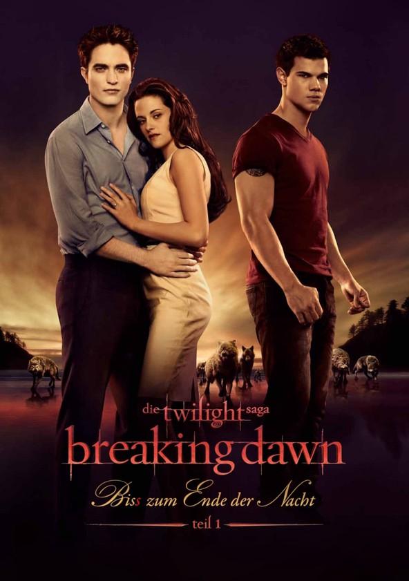 Breaking Dawn - Bis(s) zum Ende der Nacht - Teil 1 poster