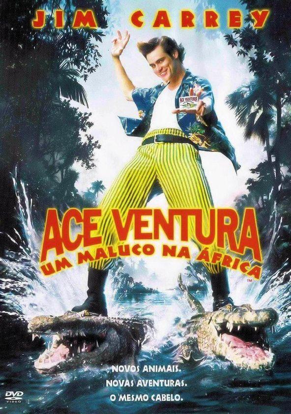 Ace Ventura em África