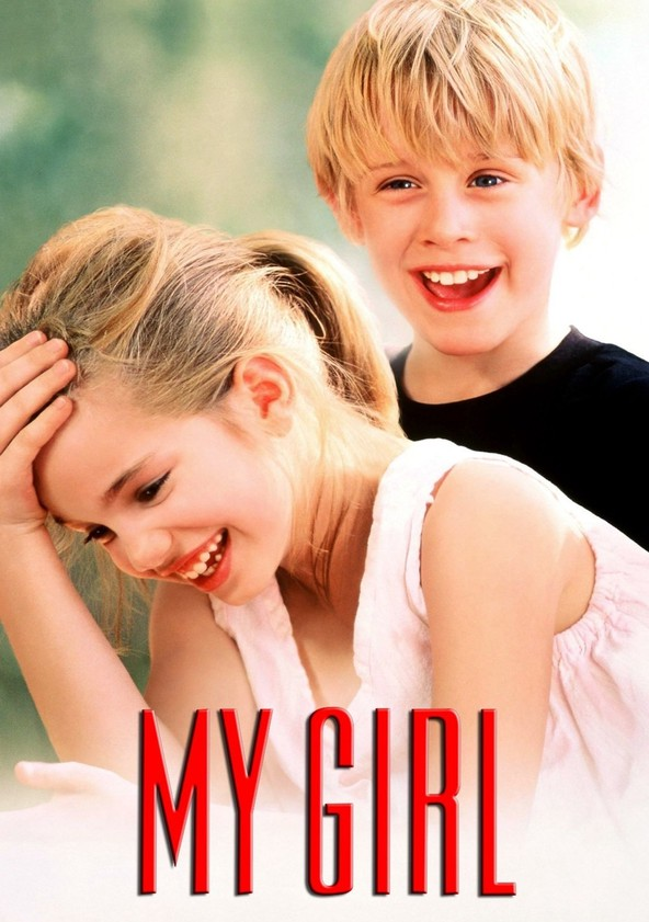 My Girl poster