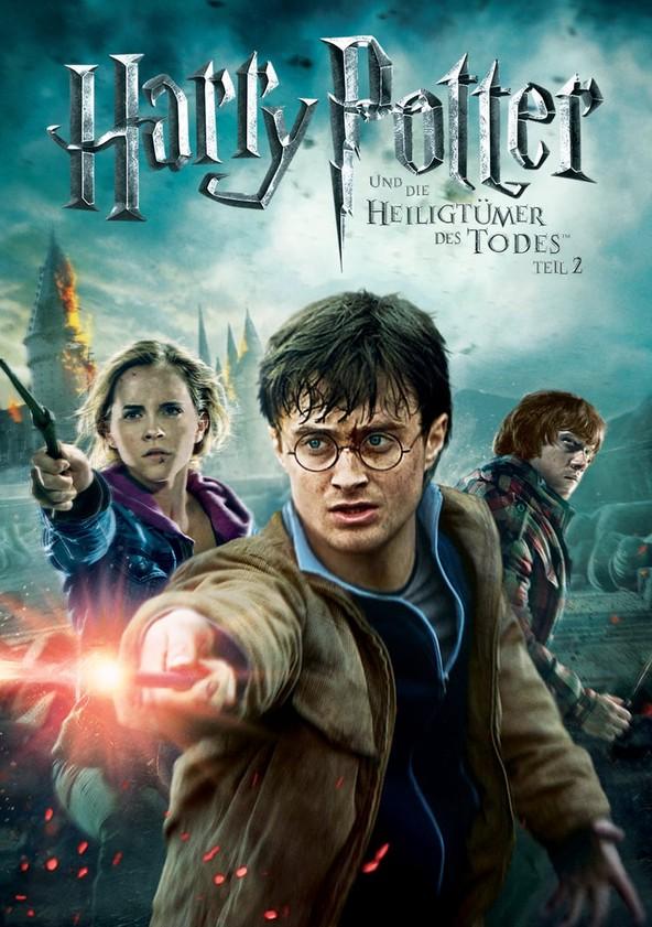 Harry Potter und die Heiligtümer des Todes - Teil 2 poster