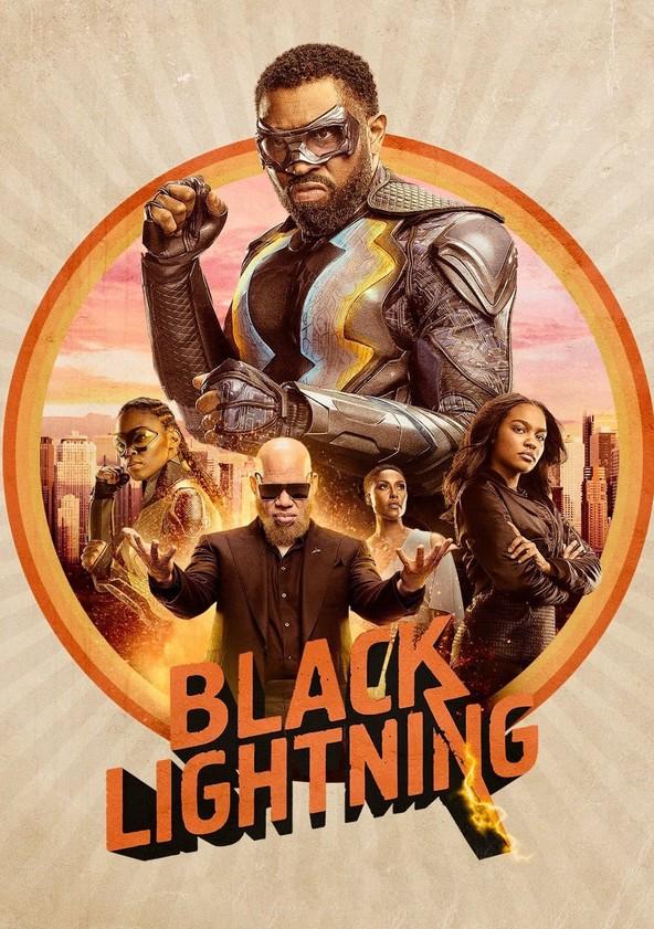 블랙 라이트닝 Season 2 poster