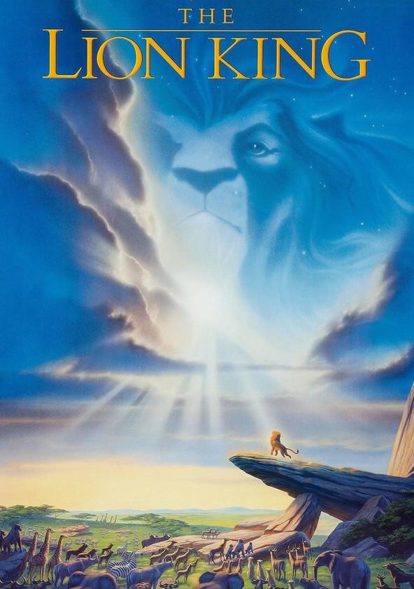 Leijonakuningas poster