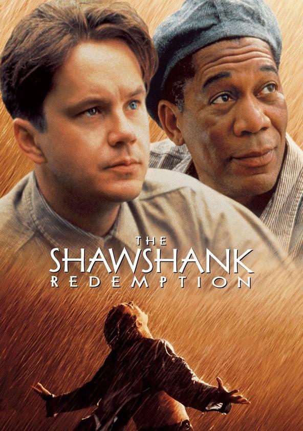 The Shawshank Redemption poster