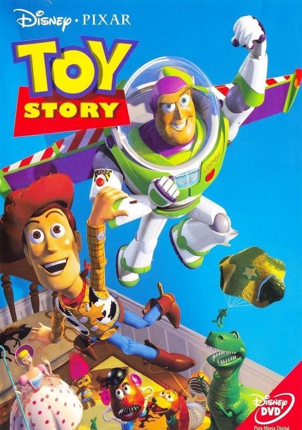 Toy Story - Os Rivais