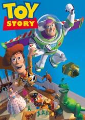 Toy Story - Leluelämää
