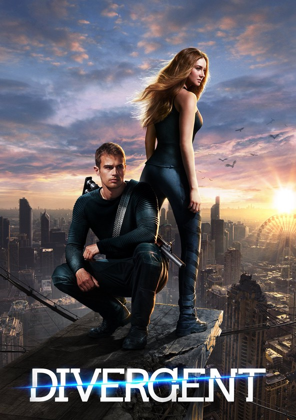 Divergent – Outolintu poster