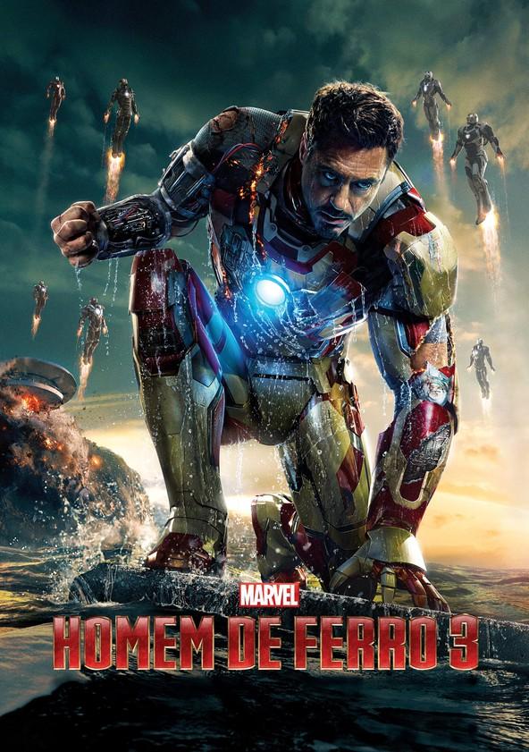 Homem de Ferro 3 poster