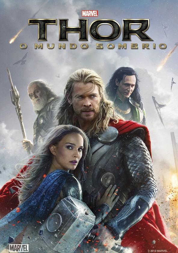 Thor: O Mundo das Trevas poster