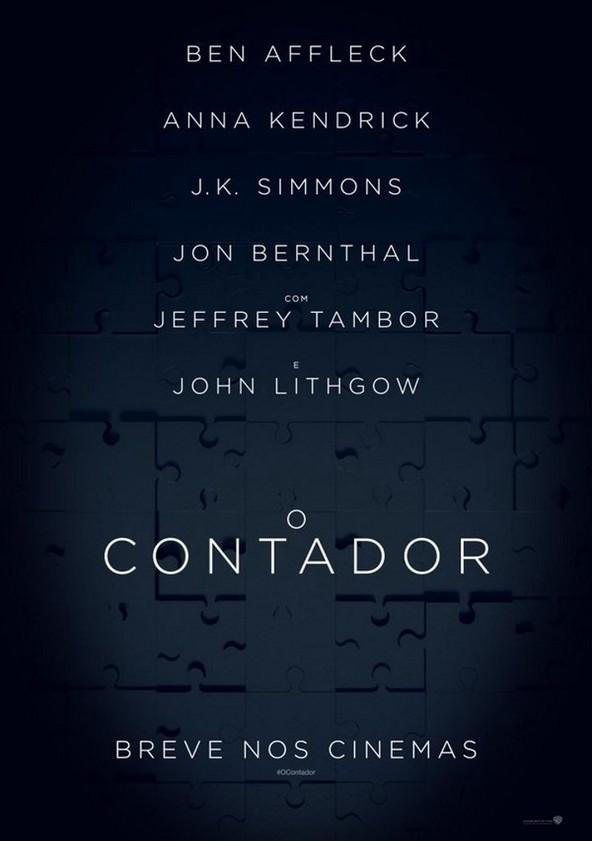 O Contador poster