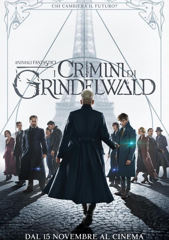 Animali Fantastici - I crimini di Grindelwald poster
