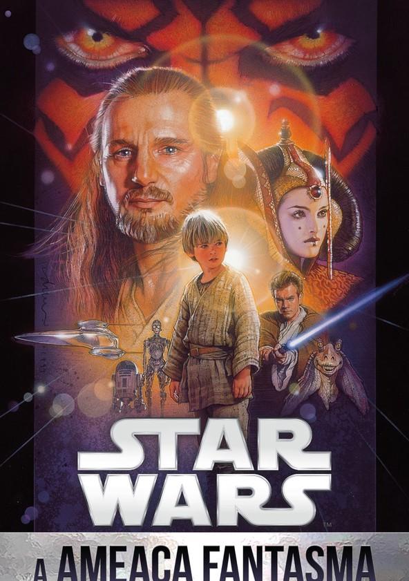 Star Wars: Episódio I - A Ameaça Fantasma poster