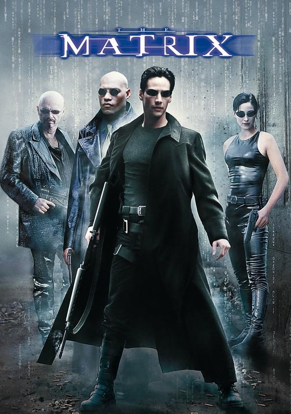 The Matrix poster