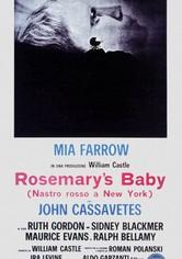 Rosemary's baby: nastro rosso a New York